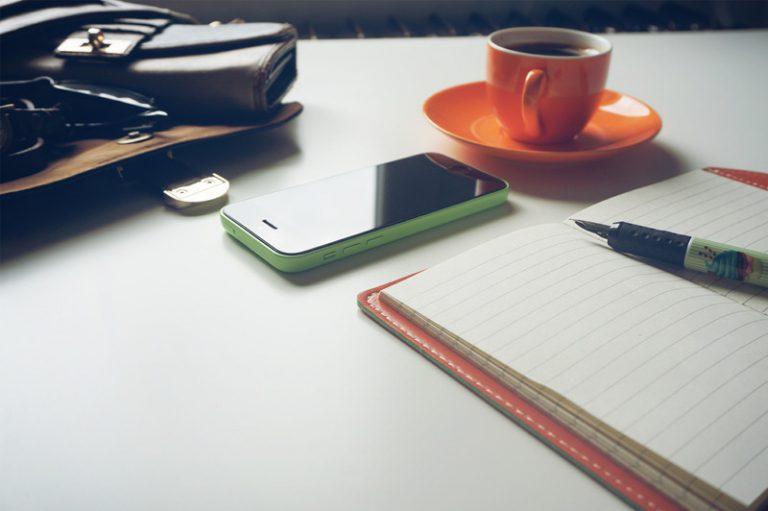 eerste blog schrijven