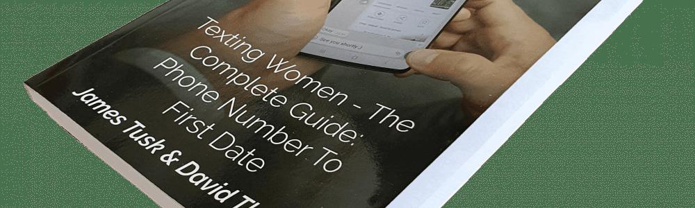 James Tusk texting book